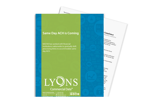 White Paper: Same Day ACH is Coming