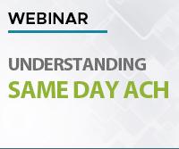Understanding ACH Webinar